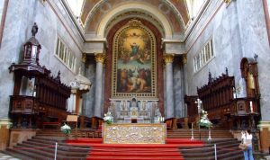 Esztergomi Bazilika főoltára